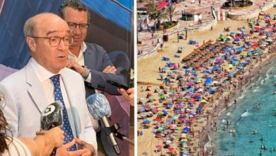 Benidorm braces for 'AVALANCHE' of Britons 'prepared to pay £200 extra!' - Mayor warns