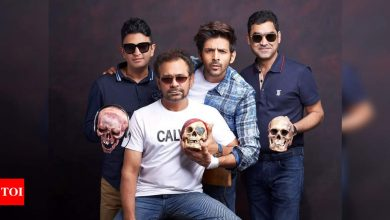 'Bhool Bhulaiyaa 2' director Anees Bazmee on film's climax: There are too many elements to look forward to - Times of India