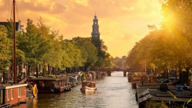 British tourists face new travel rules when heading to the Netherlands