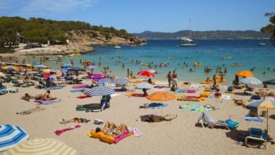 Britons are back - Spain sees tourism return as travel rules change