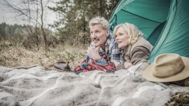 Campers share key camping tips for a successful autumn trip - 'what a difference!'