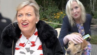 Carol Kirkwood gives update to concerned BBC Breakfast viewers after suffering fall on air