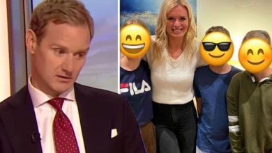 Dan Walker opens up after introducing Strictly partner Nadiya to wife and kids 'A big hit'