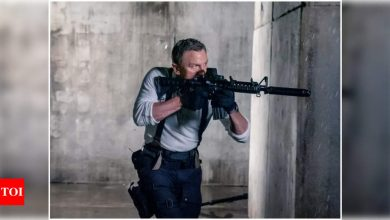 Daniel Craig's last James Bond film 'No Time To Die' to have an Indian theatrical release on 30 September - Times of India
