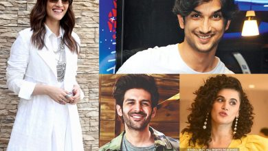 Engineer's Day special: Sushant Singh Rajput to Taapsee Pannu - Did you know these actors pursued engineering before getting into Bollywood?  | The Times of India