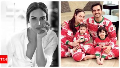 Esha Deol: My kids are for my husband, family, and me; I prefer to keep them private - Times of India