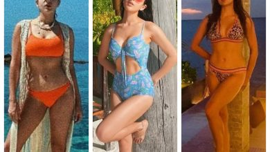 Five times Sara Ali Khan left her fans drooling with her alluring bikini photos  | The Times of India