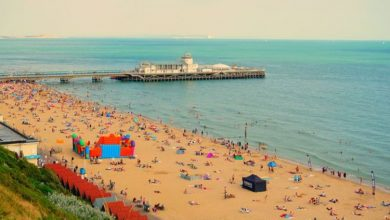 Four UK beaches named Europe's top spots beating Spain and Portugal - 'no better place!'