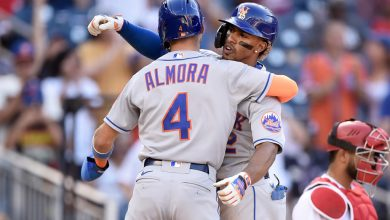 Francisco Lindor's blast saves Mets in crazy Game 1 win over Nationals