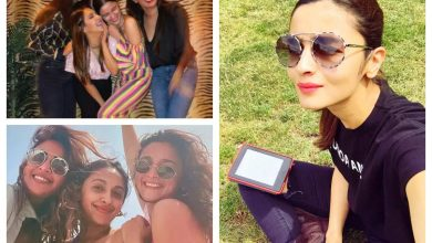 From snorkeling to grooving to 'Genda Phool': 5 times Alia Bhatt let her hair down with her girlfriends  | The Times of India