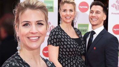 Gemma Atkinson speaks out as fiancé Gorka Marquez is paired with Katie McGlynn on Strictly