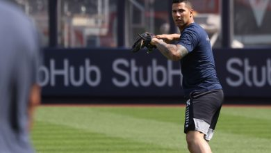 Gleyber Torres open to second base move: 'Whatever the team needs'