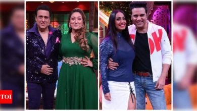 Govinda's wife Sunita Ahuja slams Kashmera Shah, says, 'Problems in the house start when we bring a bad daughter-in-law' - Times of India