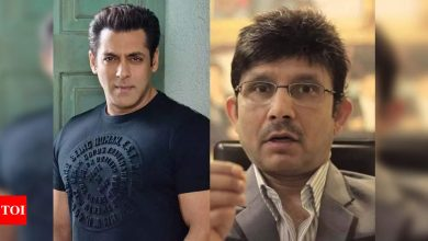 HC seeks Salman Khan's reply on Kamaal Khan's plea against order restraining him from commenting on actor - Times of India