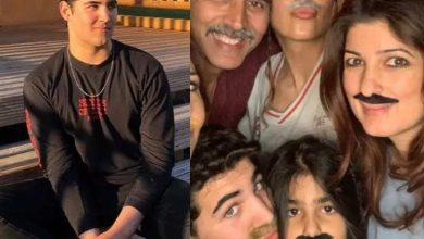 Happy Birthday, Aarav Bhatia: Viral pictures of Akshay Kumar and Twinkle Khanna's son  | The Times of India