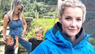 Helen Skelton finally breaks silence on baby news after friend appears to share too much