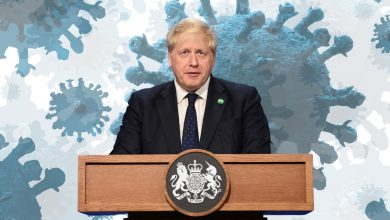 Here's when UK Prime Minister Boris Johnson is announcing the government's winter Covid plans today