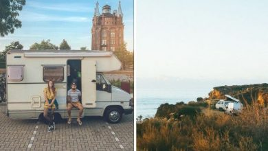 Holiday nightmare: Camper shares 'horrible' camping trip in Portugal - 'it was terrifying'