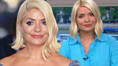 Holly Willoughby vows to 'say how I'm feeling' after 'looking unhappy' on ITV's Lorraine