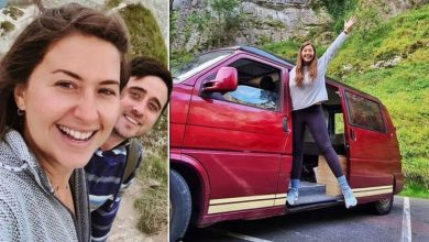 How Vanlife couple created 'ideal' campervan for £7k including £3k add on - 'really nice'