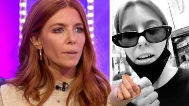 'I'm so angry' Stacey Dooley fumes as she reports offensive incident to the police