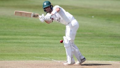 Jake Libby leads the way as Worcestershire take command at New Road
