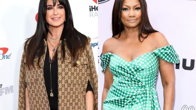 """Kyle Richards Calls Garcelle's Comment a """"Cheap Shot"""" as Garcelle Explains Why She Brought Up Old Charity Drama, Plus Garcelle Reacts to Fan Who Wonders Why Erika Wasn't Called a """"Bully"""""""