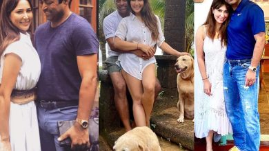 Leander Paes and Kim Sharma's loved-up pictures  | The Times of India
