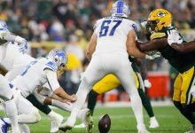 Lions cost bettor chance at $726,959 parlay