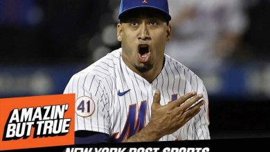 Listen to Episode 84 of 'Amazin' But True': Edwin Diaz Blows Another Big Game feat. Charlie Turano
