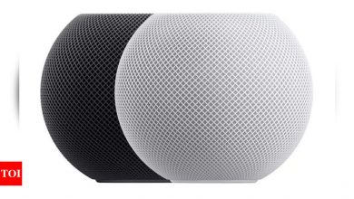 Lossless music, Dolby Atmos may come to Apple HomePod soon - Times of India