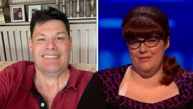 Mark Labbett defends fellow Chaser Jenny Ryan after she's 'made to look bad' on show