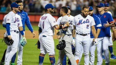Mets say they 'don't need' to tell MLB about Yankees' alleged whistling