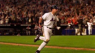 Mike Piazza 'honored' HR in first game in NYC after 9/11 will live on forever