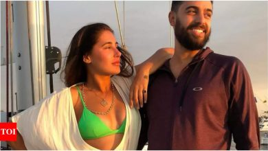 Nargis Fakhri on her break up with Justin Santos : 'We remain friends' - Times of India