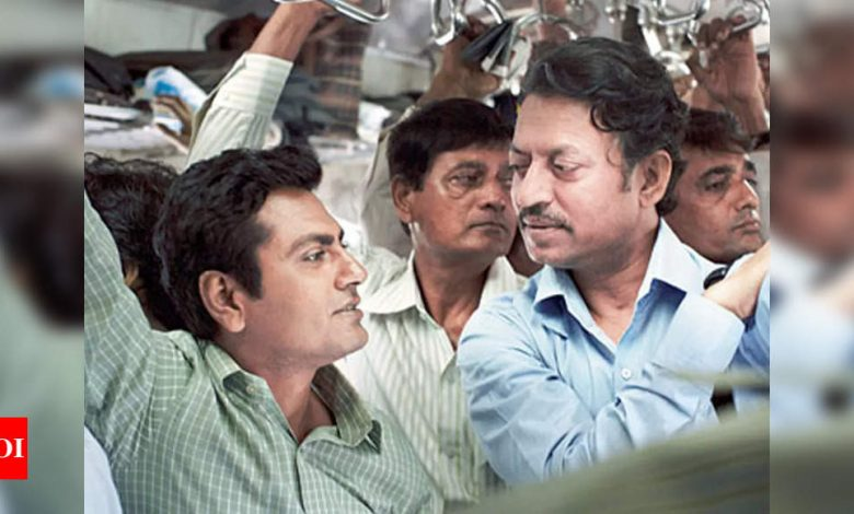 Nawazuddin Siddiqui: Irrfan Khan bhai took me to meet Danny Boyle without an appointment - Exclusive! - Times of India