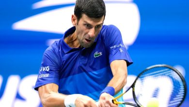 Novak Djokovic cruises into third round of US Open but now it gets tougher