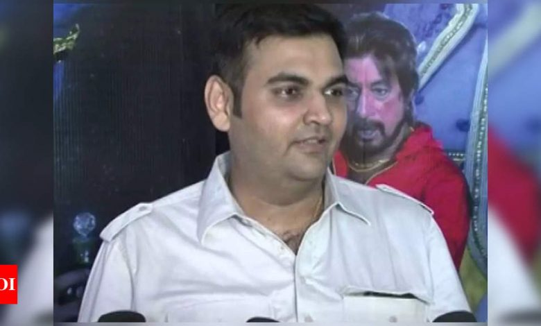 OTT producer Ashish Bhavsar denies rape charges by model, stays in judicial custody - Times of India