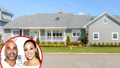 PHOTOS: Melissa and Joe Gorga List Jersey Shore Home for $2.9 Million, See Inside and Check Out RHONJ Stars' Resort-Like Outdoor Area