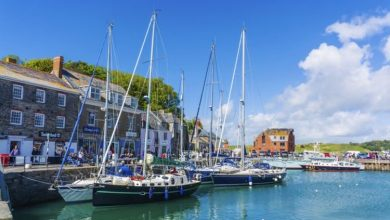 Padstow crowned culinary capital of the WORLD – beats Paris, New York and London