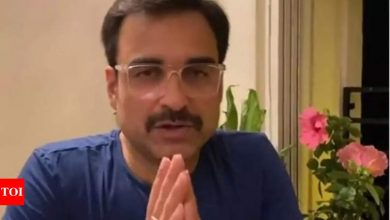 Pankaj Tripathi has a special message for those who wished him on his birthday-Watch - Times of India