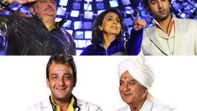 Ranbir Kapoor alongside Rishi & Neetu to Sanjay Dutt with Sunil: Bollywood actors who did films with their parents  | The Times of India