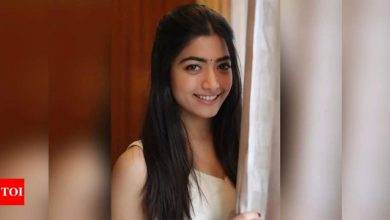Rashmika Mandanna talks about being away from the Kannada industry post her debut movie - Times of India