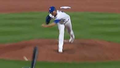 Royals' Jake Brentz may have thrown the worst pitch ever