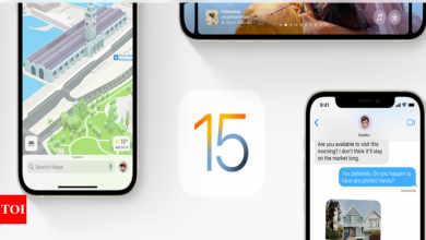 Safari 15 with new tab design for macOS Big Sur and Catalina users - Times of India