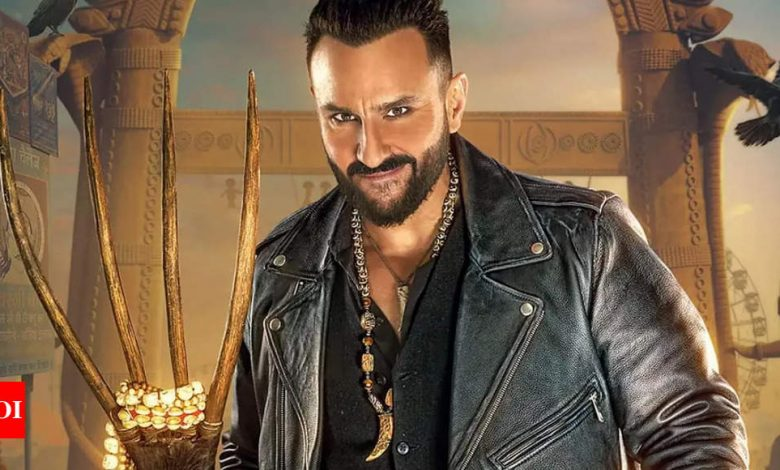 Saif Ali Khan reveals the 'Bhoot Police' sequel is happening! - Times of India