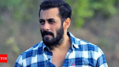 Salman Khan's stardom and journey to be captured in a docu series for an OTT giant - Times of India