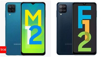 Samsung Galaxy M12, Galaxy F12 price in India increased: Here are the new prices - Times of India