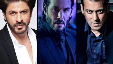 Shah Rukh Khan, Keanu Reeves, Salman Khan: Action heroes over 50 who can kick butt  | The Times of India
