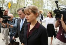'Smallville' actress Allison Mack starts prison sentence early in sex cult case
